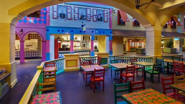 Image result for Disney's Caribbean Beach Resort pinterest