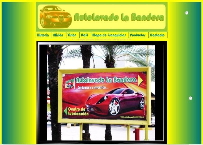 Autolavados en Margarita - Autolavados en Venezuela : AUTOLAVADO LA BANDERA