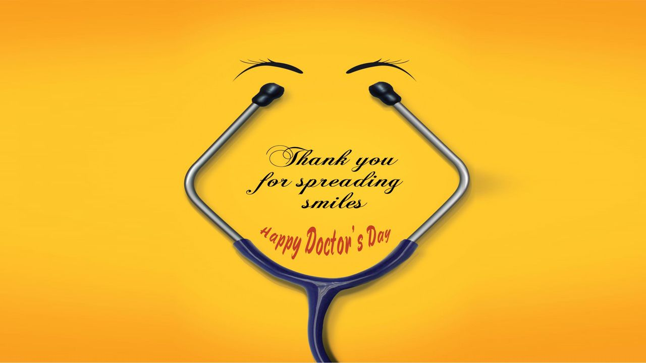 Bon Happy Doctors Day Messages With Doctors Day Quotes And Wishes Wallpapers  For Doctors