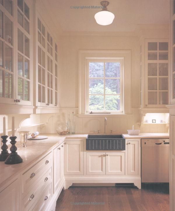 Best Love The Tall Cabinets With Glass Fronts That Go To The 400 x 300