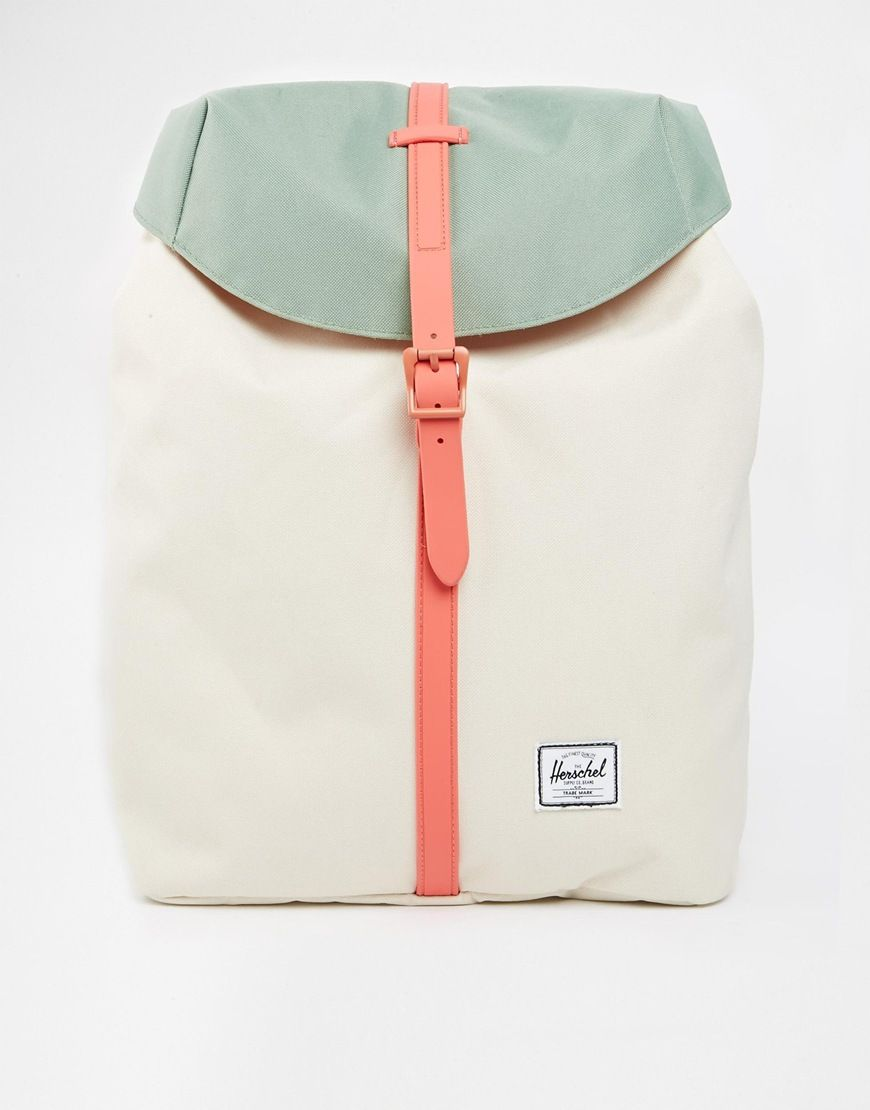 82ac5f200b1 Herschel+Supply+Co+Post+Backpack+in+Natural