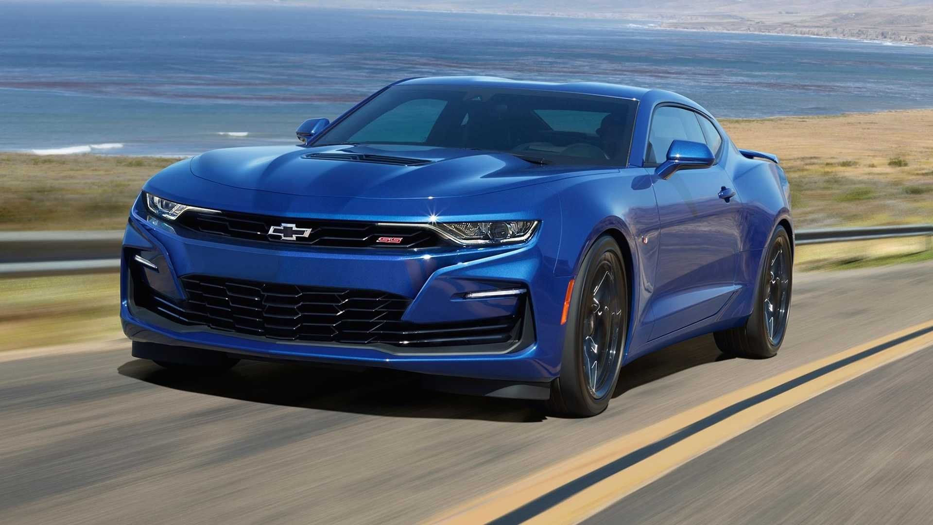 2021 Chevy Chevelle Engine