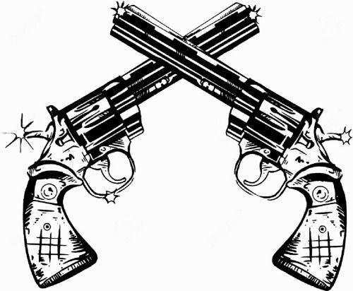 Cowboy Guns