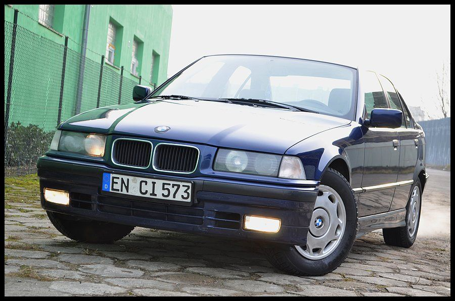 Bmw 318i 1991 Kolekcjonerski Elektryka Prz 137 Tys