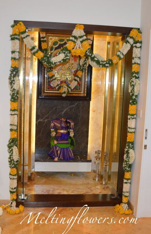 Gruhapravesam Decoration Bangalore Flower Decorators