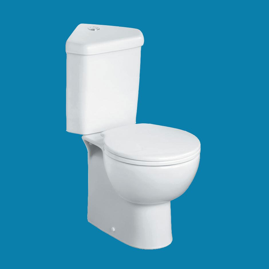 Ideal Standard Toilet Seats Armitage Shanks Space Corner Toilet Seat ...