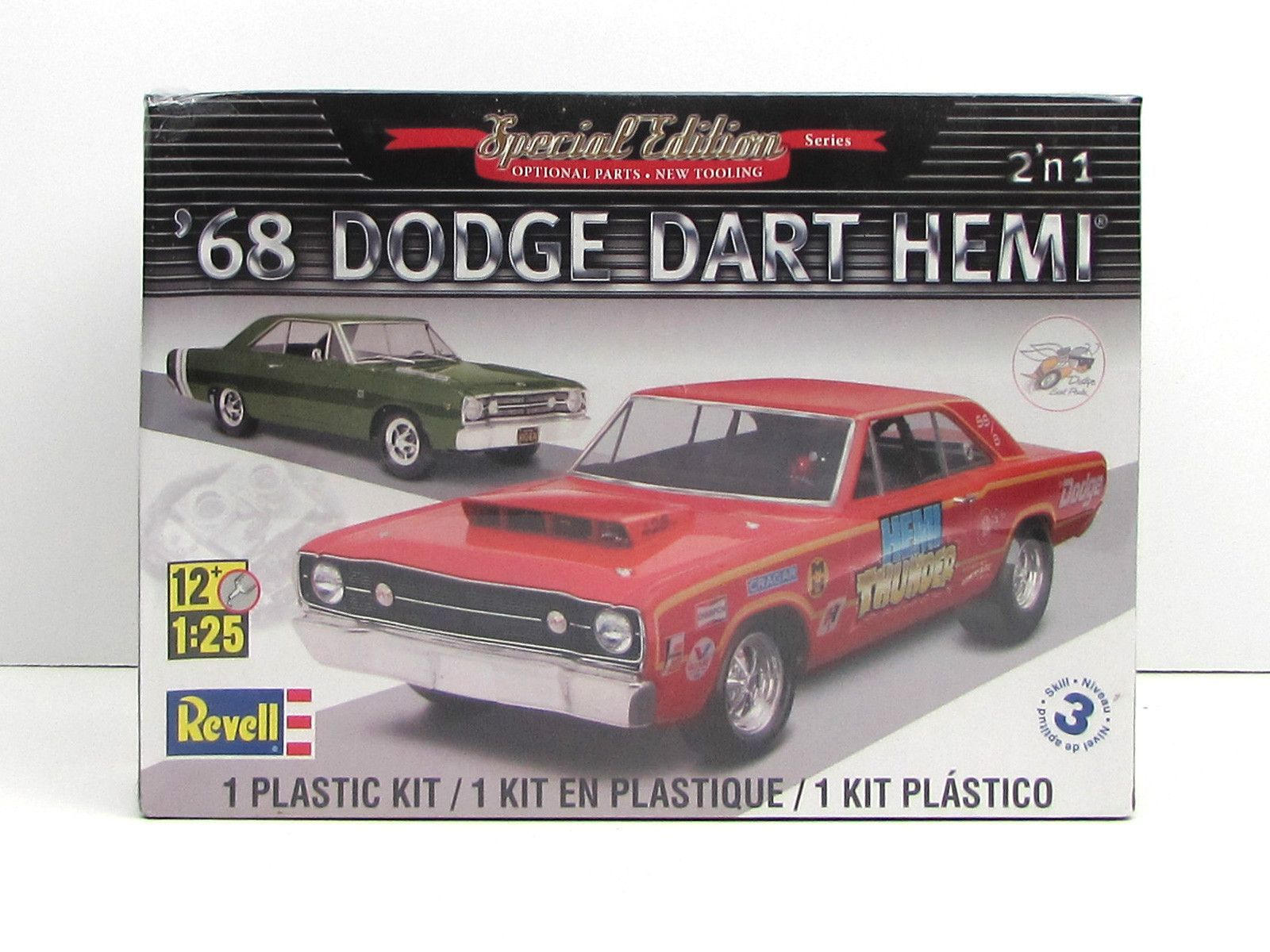 1956 chevy bel air dynomite classic muscle car for sale in - 1968 Dodge Dart Hemi Revell 85 4217 1 25 New Car Model Kit