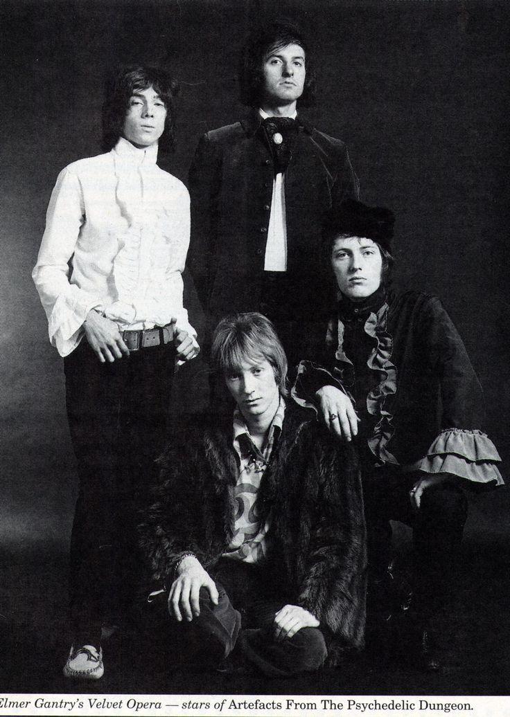 Elmer Gantry's Velvet Opera 1968