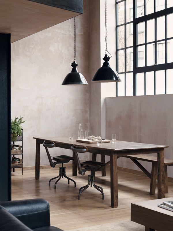 London warehouse #interiordesign #architecture in Interior Design ...