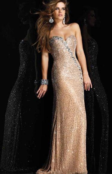 cede4254e Vestidos de Noche 2011 Sherri Hill.