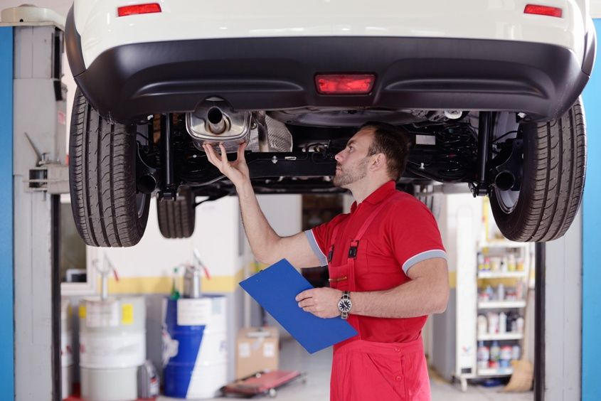 Tired Of A Loud Muffler Car Care Tips Car Care Automobile Industry