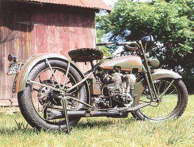 1925 Harley Davidson Jd Mortorcycle Review Pictures