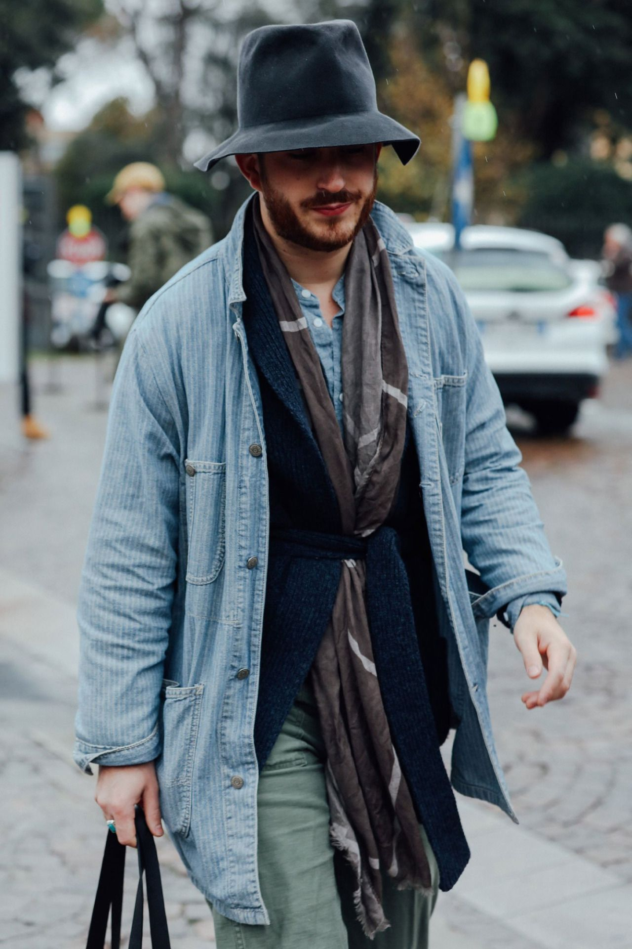 Men Love Fashion Too — iqfashion Christian Kimber Pitti