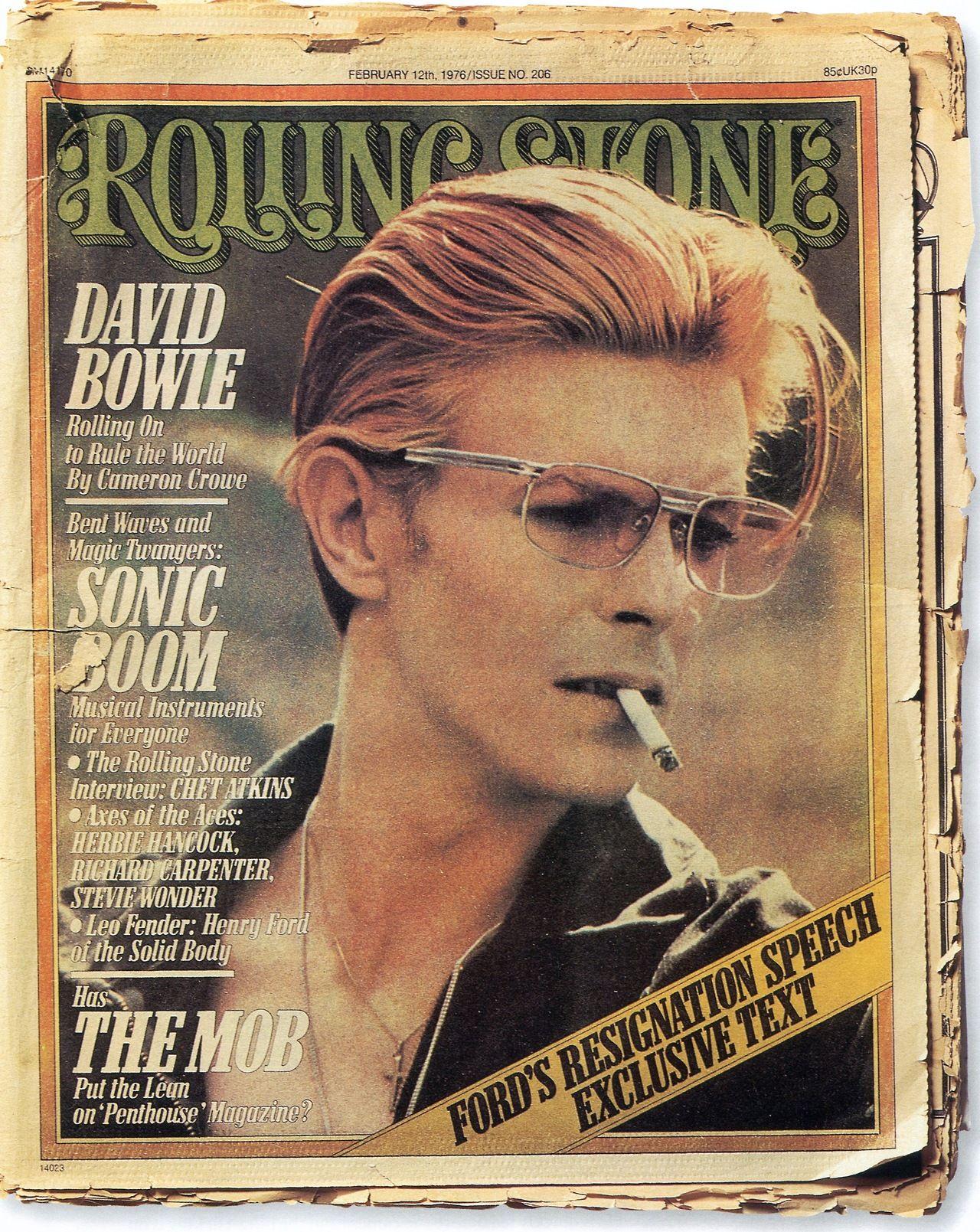 The Amazing David Bowe