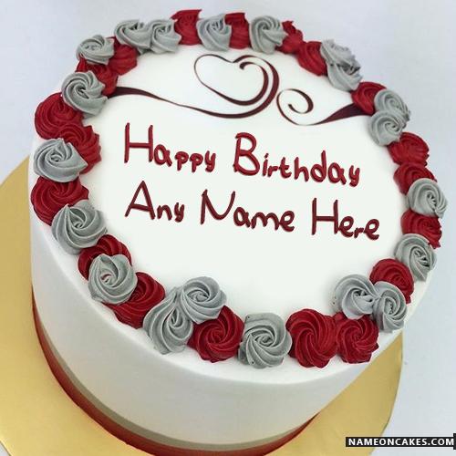 Best Happy Birthday Cakes With Name