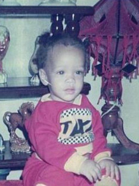 rihanna baby photos   Guess The Celebrity Baby Picture ...