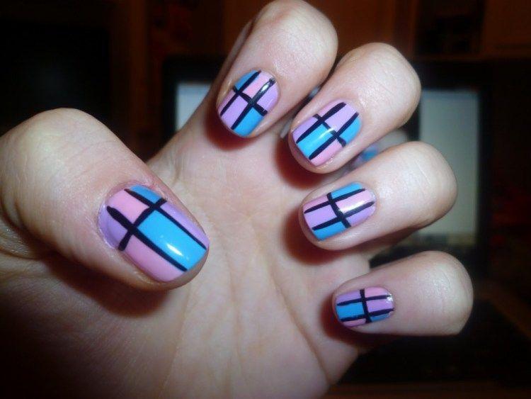 Cool Migi Nail Art Design | Nails | Pinterest