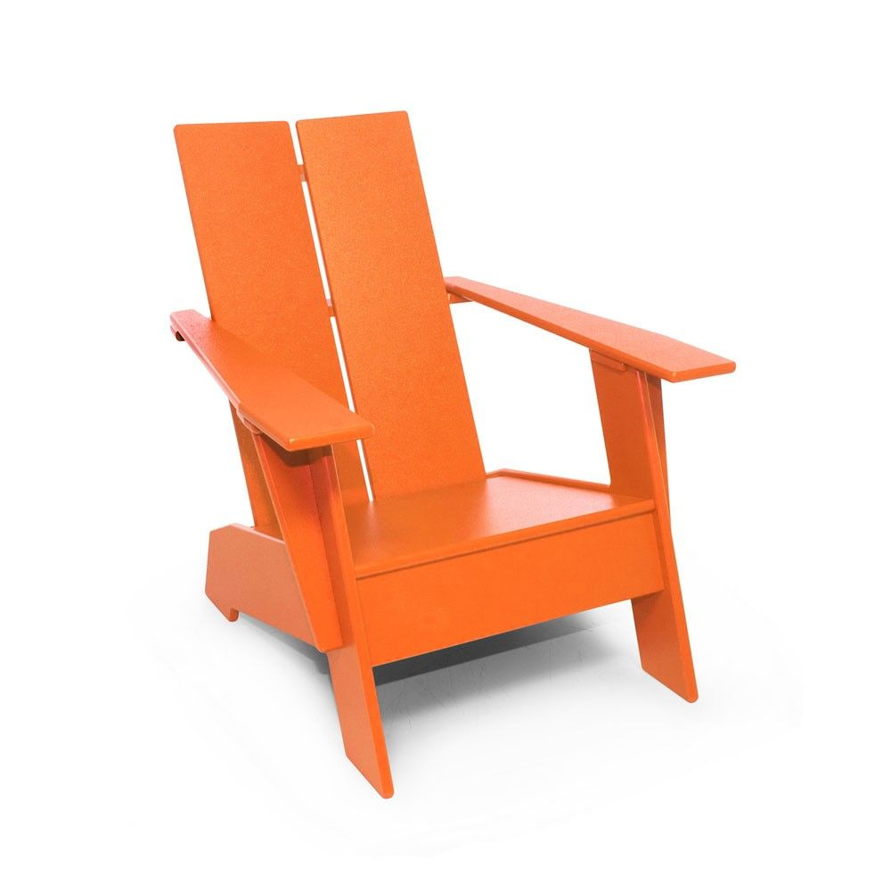 Childrens adirondack outdoor chair by loll design kids outdoor furniture playroom furniture outdoor dining