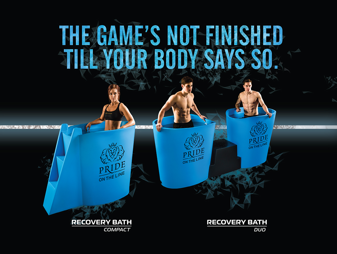 Pin by Pride on the Line on Sports recovery ice baths | Pinterest | Bath