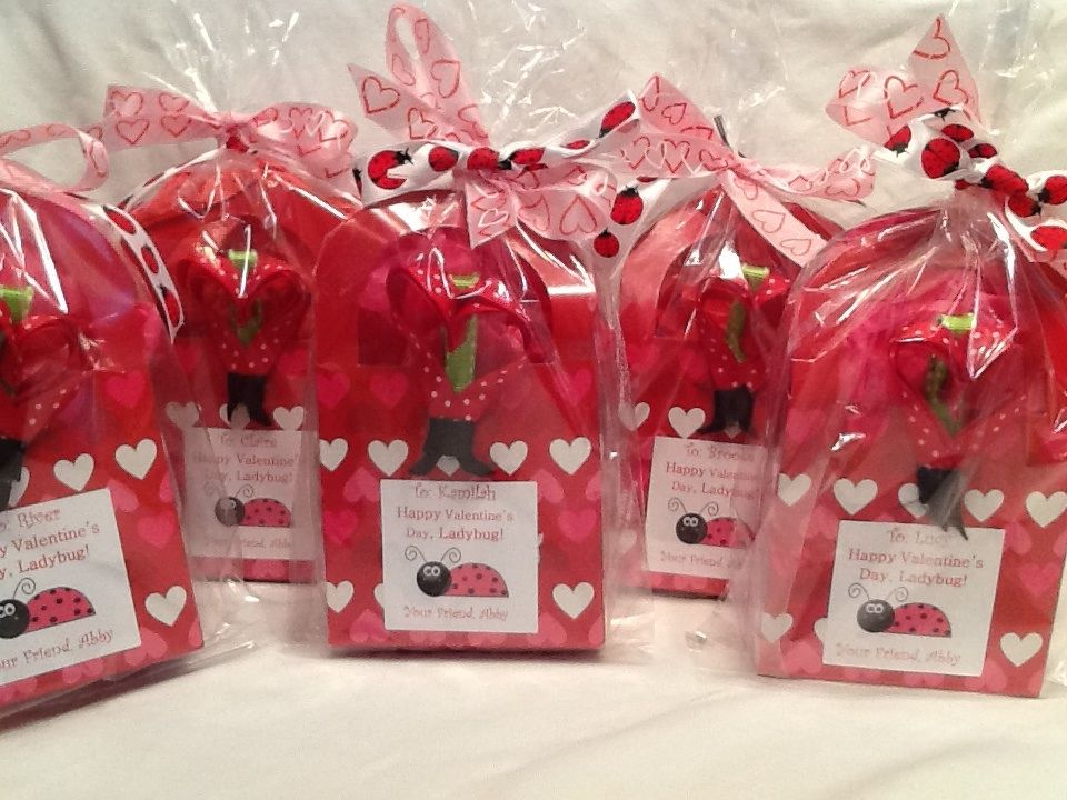 Valentine39s Day Ideas For Kids Ladybug Valentine Idea