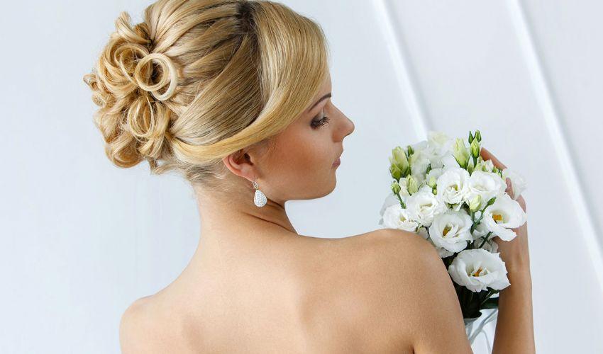 acconciatura sposa costo prezzi capelli lunghi corti ...