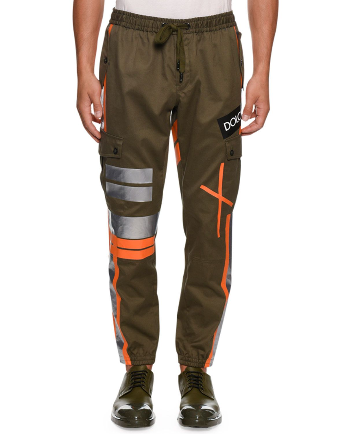 213a60a97117 DOLCE   GABBANA MEN S MILITARY CARGO PANTS.  dolcegabbana  cloth ...