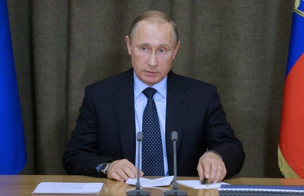 President Putin: Today African states are moving confidently forward along the path of social & economic development
