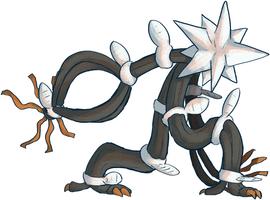 Xurkitree By Doctornuclear Pokemon Drawing Games Fan Art