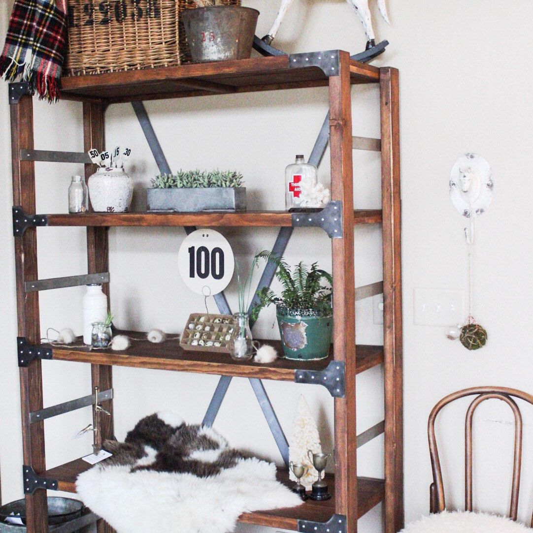 We combine vintage with our own home decor to show you how you can ...