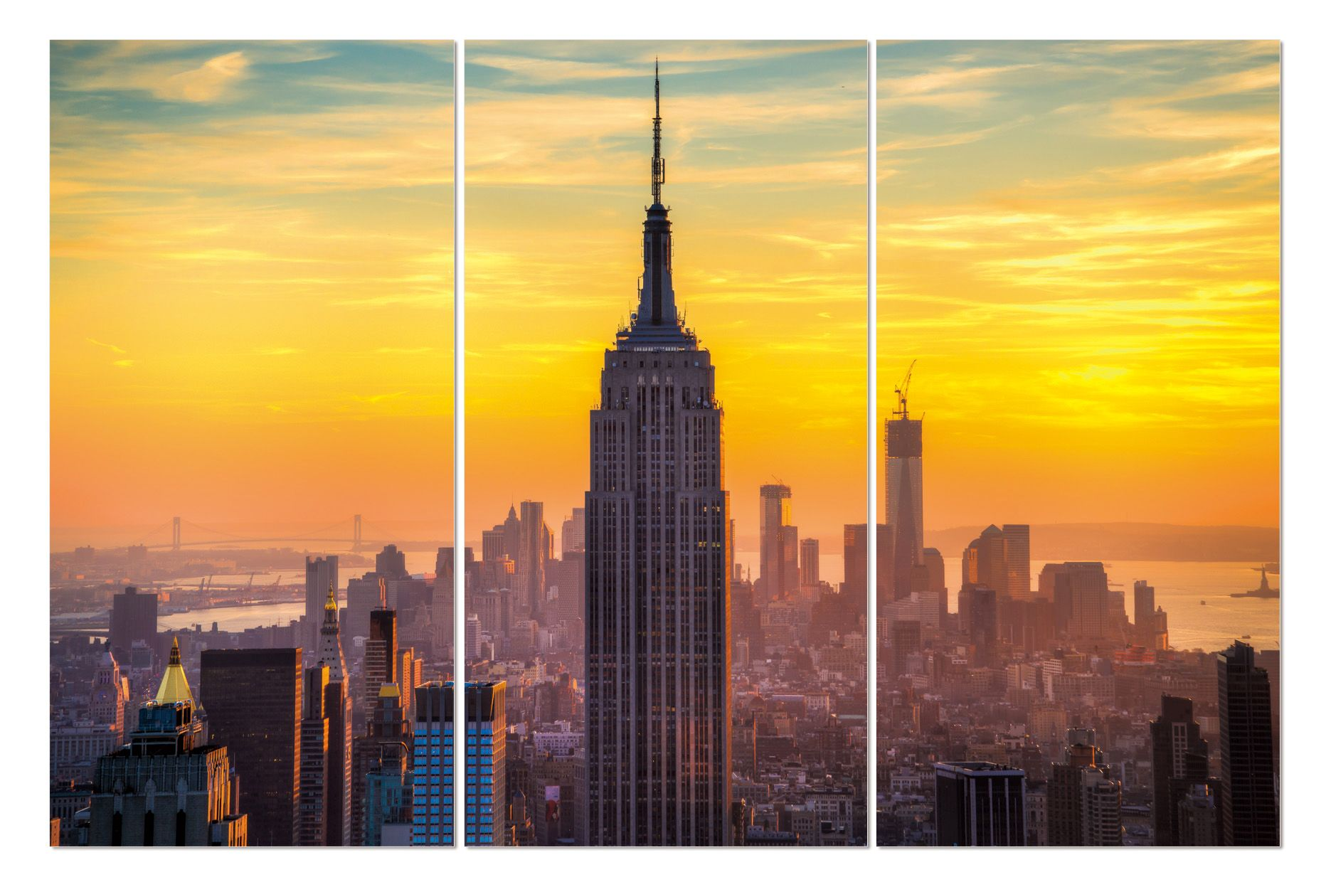Fantastic New York City Wall Art Gallery - The Wall Art Decorations ...