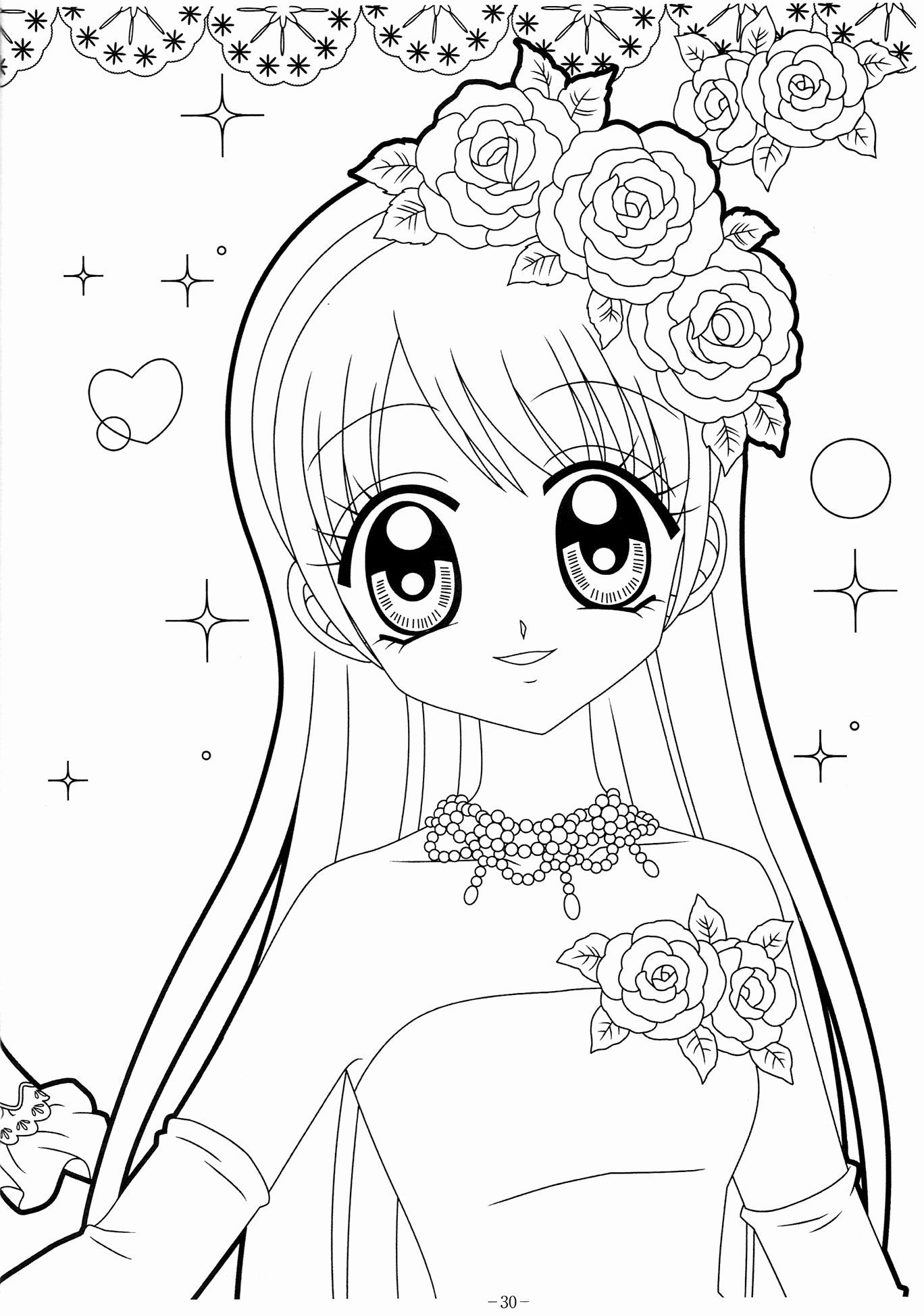 Anime Coloring Books Lovely 1000 Images About Coloring Pages Shojo Anime On Pinterest In 2020 Mermaid Coloring Pages Animal Coloring Pages Coloring Pages For Girls