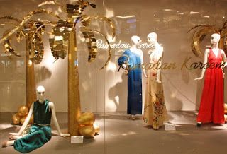 How To Live Like an Omani Princess: Ramadan & Eid displays from hotels and malls in the GCC