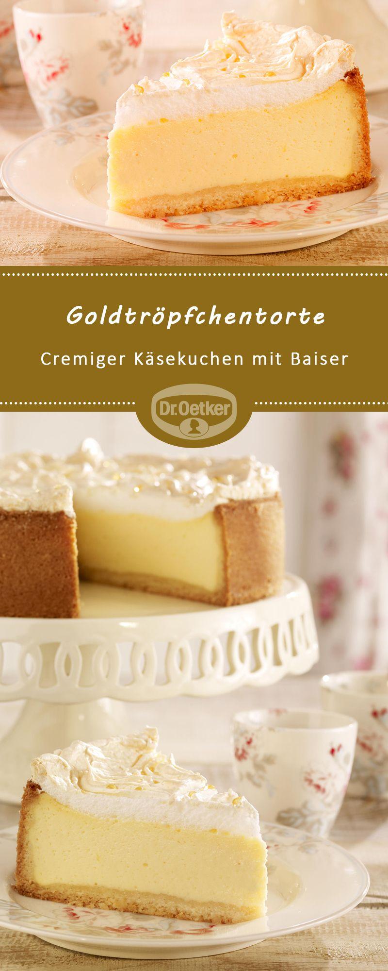 Goldtröpfchentorte #lemonblueberrycheesecake