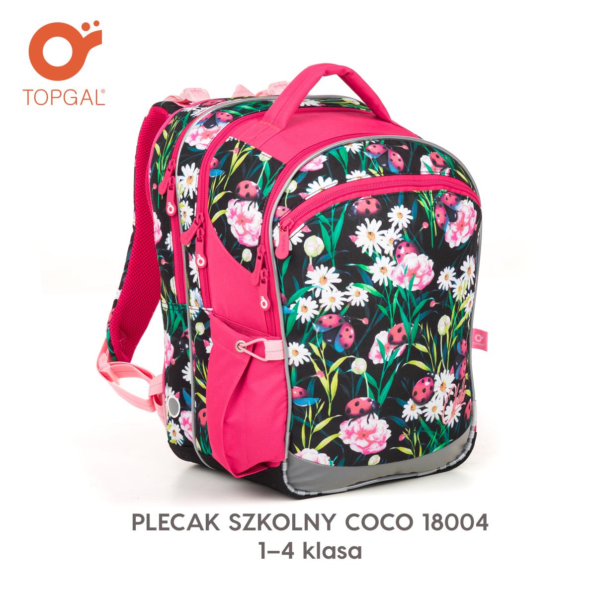 Plecak Szkolny Coco 18004 Bags Llbean Backpack Vera Bradley Backpack