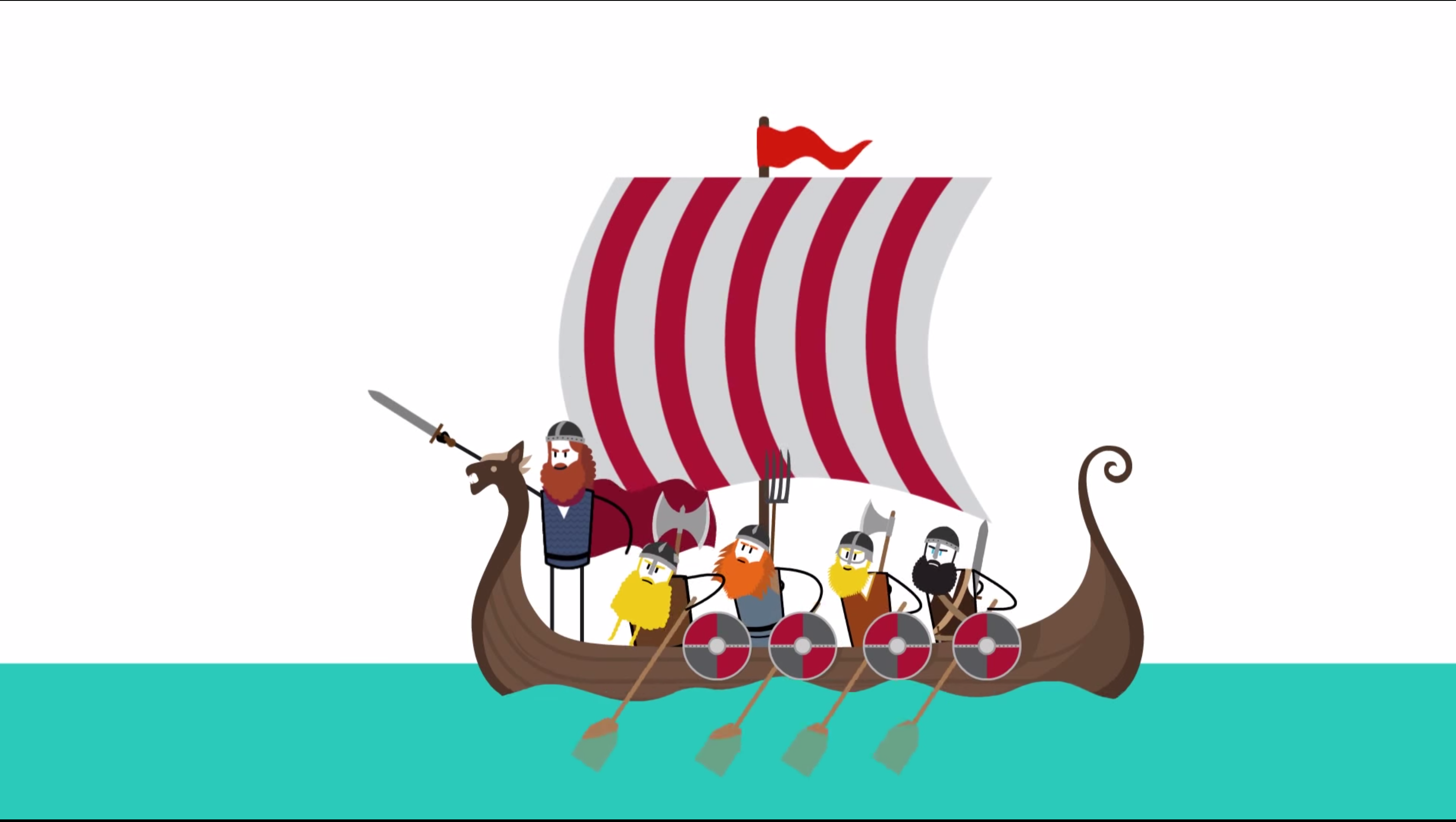 Viking Ship With Images