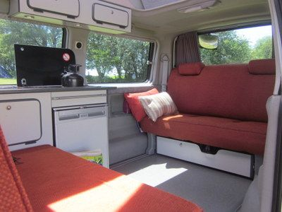 Bongo Camper Conversions There are several basic conversion