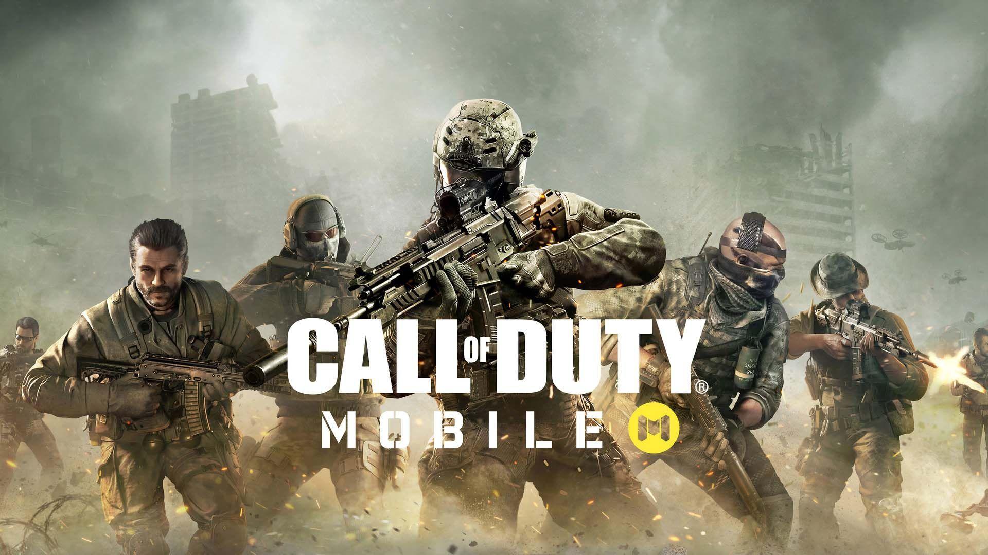 يمكنك الآن لعب Call Of Duty Mobile على الحاسب الشخصى Call Of