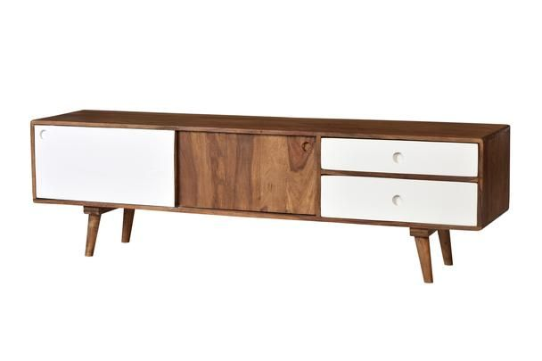 massives tv sideboard retro kommoden sideboards vintage m bel search bei m belhaus. Black Bedroom Furniture Sets. Home Design Ideas