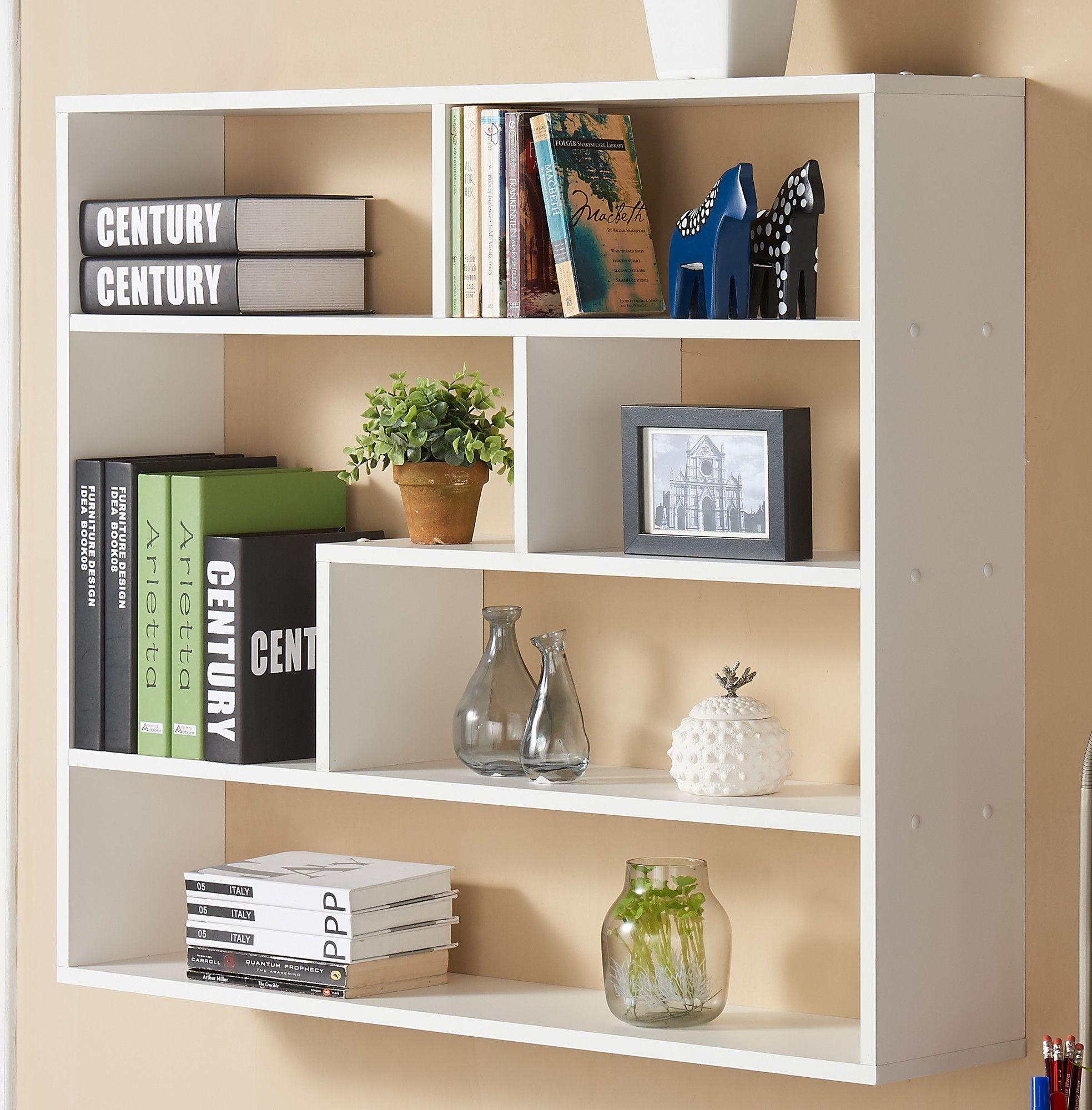 Rectangular Shelving Unit Floating Wall Shelves Shelves White Shelves