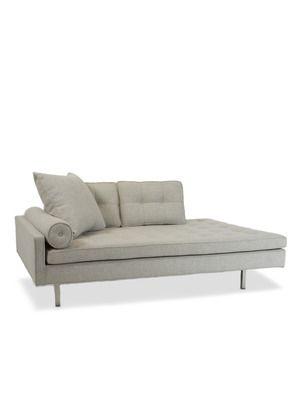 Asymmetric And Simple U003d Modern! Chicago Double Back Deep Lounge By Vioski  On Gilt Home