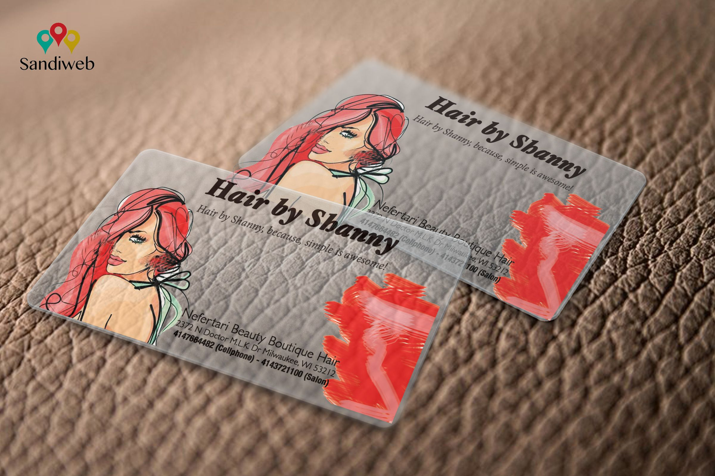 San diego Transparent Business Card Place Yours order On : http ...