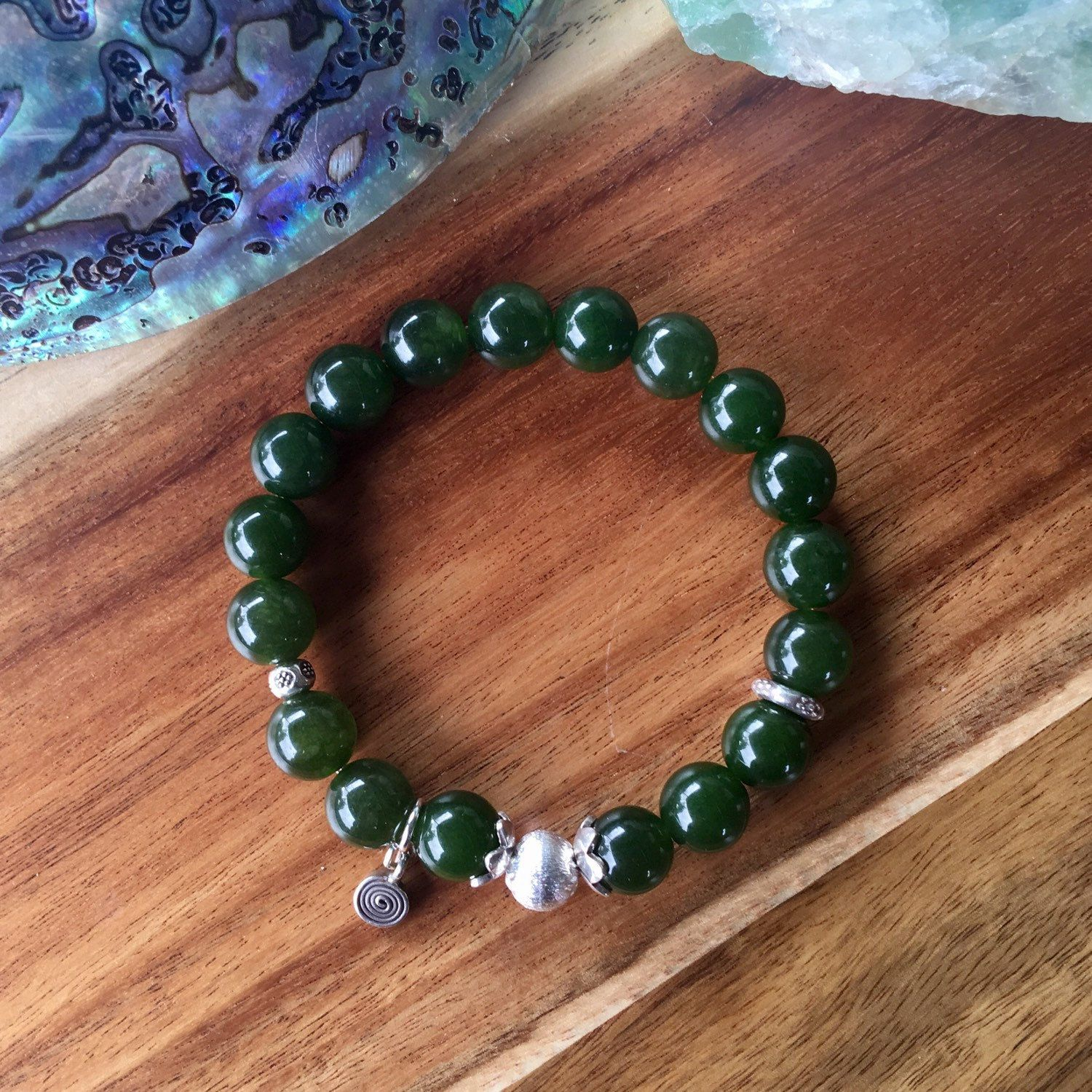 green set lion african boybeads beaded edgar bracelet men jewelry for silver crowned ernest gift jade sterling