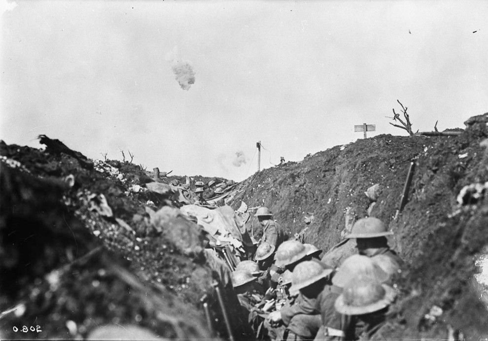 Friday 1 July 2016 marked the centenary of the beginning of the Battle of the Somme, the biggest conflict seen on the Western Front during World War I. Here are some of the most arresting photos from the war. Contains graphic images.