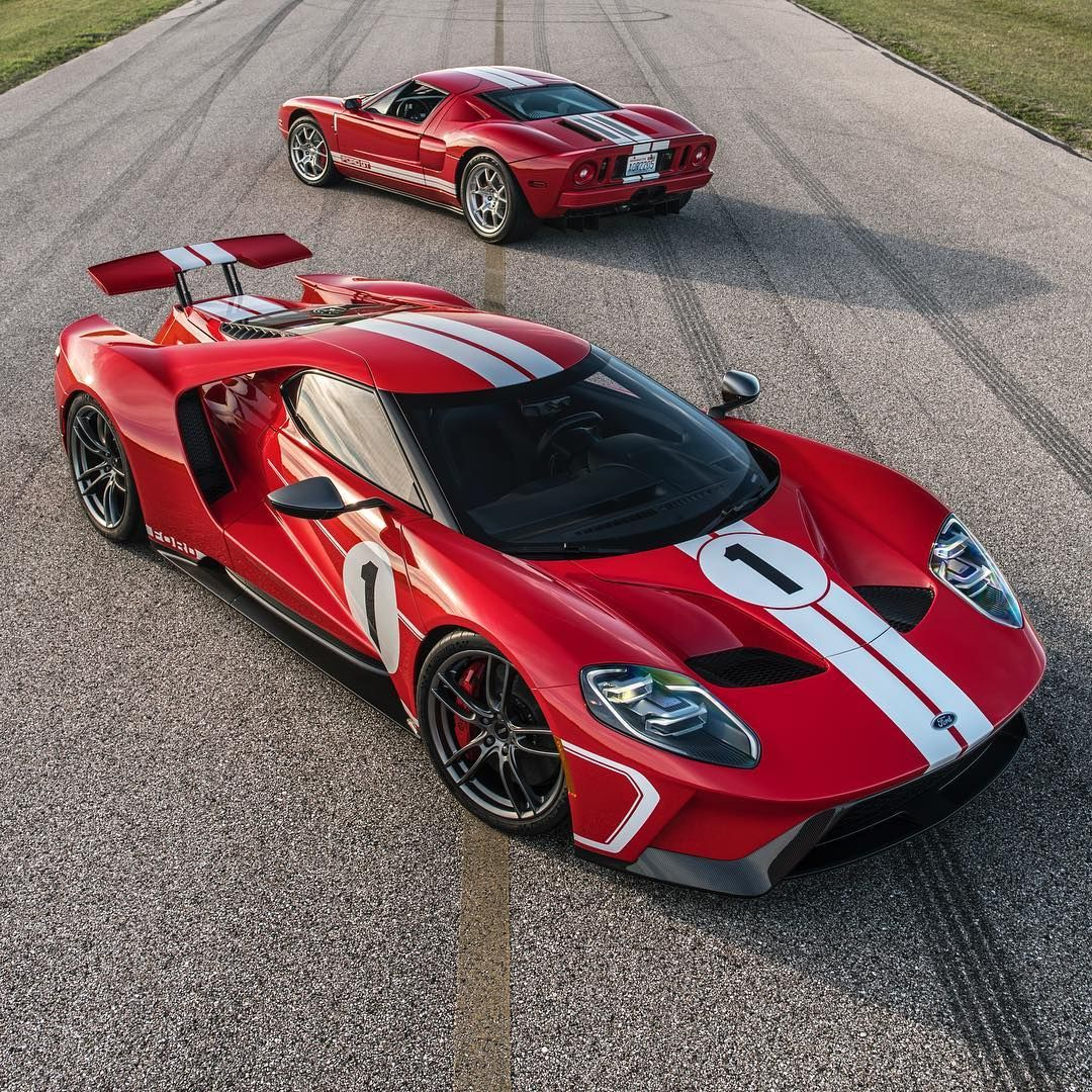 "Hennessey Performance ""2006 Ford GT Or 2018 Ford GT"