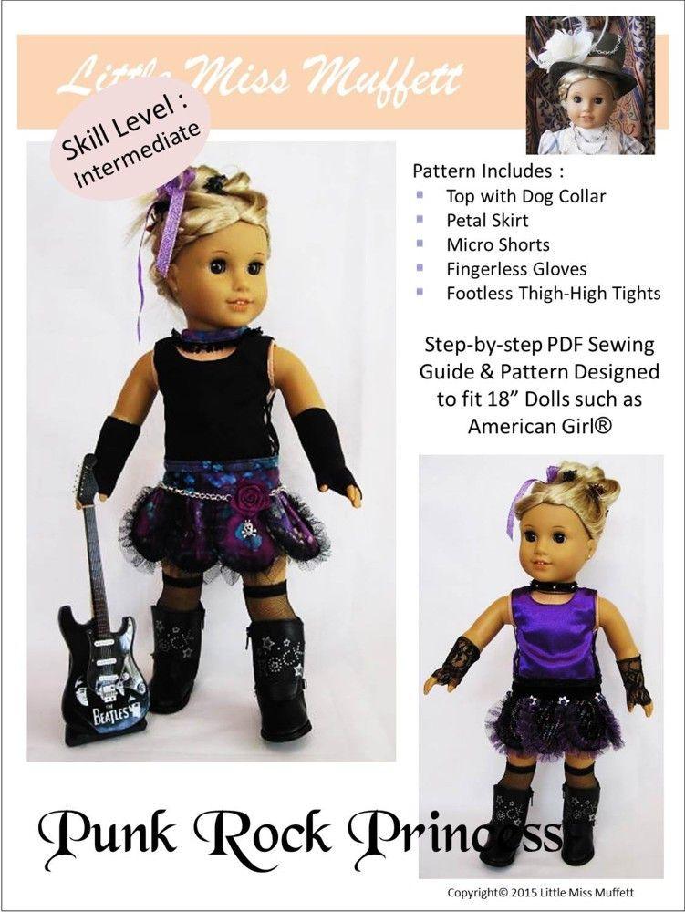 Punk Rock Princess 18\