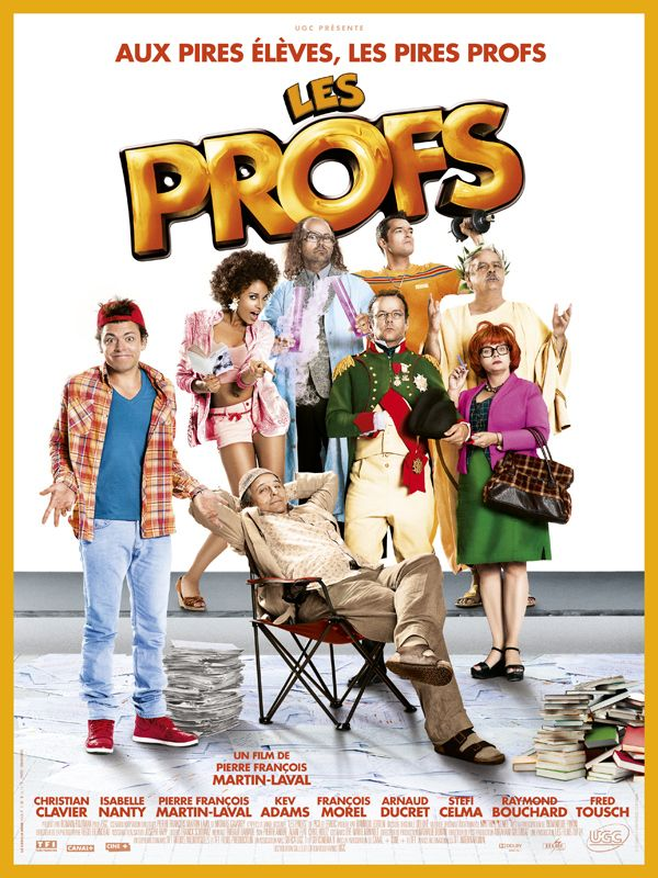 Les Profs 2 Film Complet En Francais Gratuit Youtube : profs, complet, francais, gratuit, youtube, Épinglé, Marine, Films, Profs, Film,, Prof,, Drole