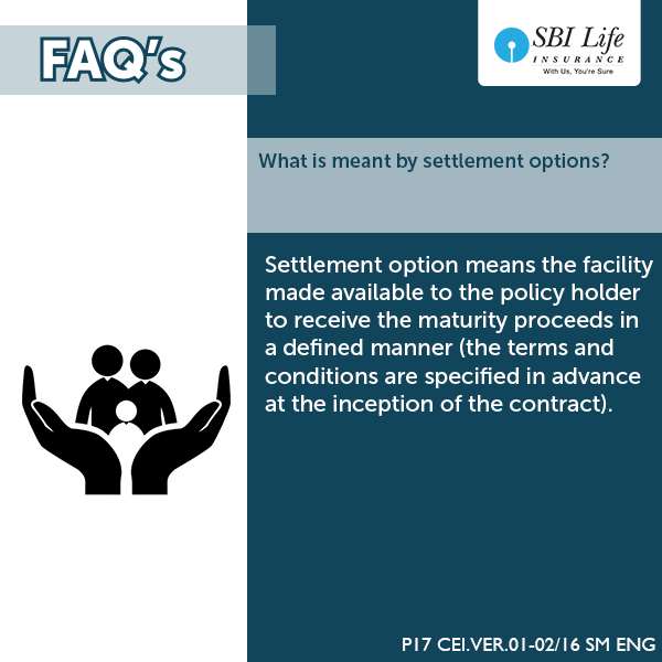 Do You Know What Settlement Options Means Lifeinsurance What