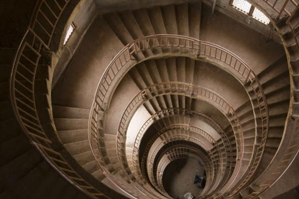 Picture of Stairs leading to the top of the minaret | Stairs