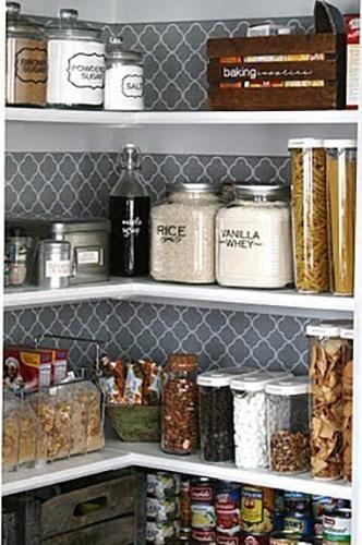 C mo organizar la cocina en pocos pasos for Como ordenar la cocina