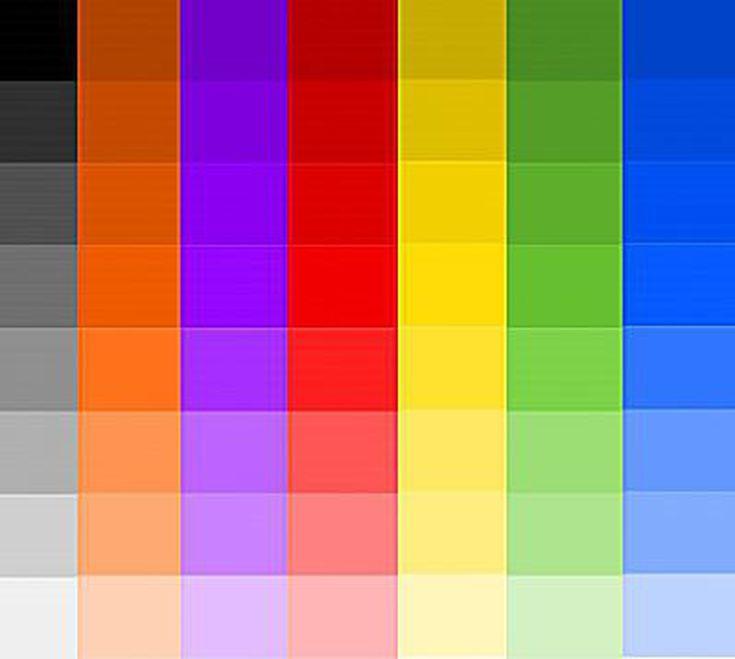 Картинки с изменением цвета